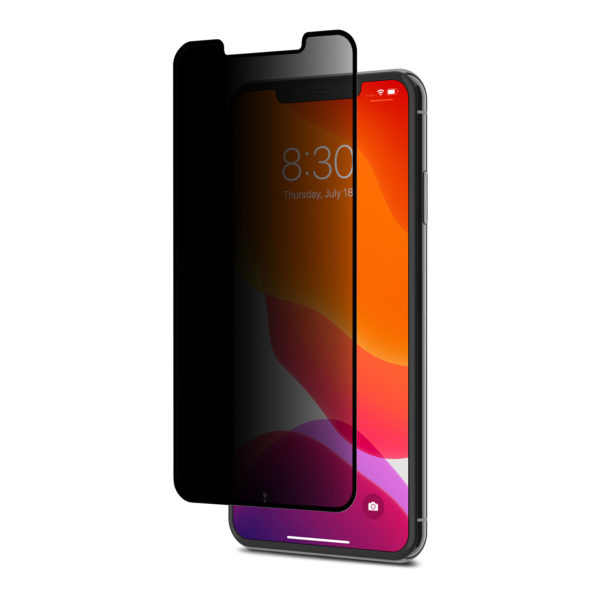 IonGlass Privacy Screen Protector for iPhone 11 Pro Max/XS Max - Black Online in Kenya