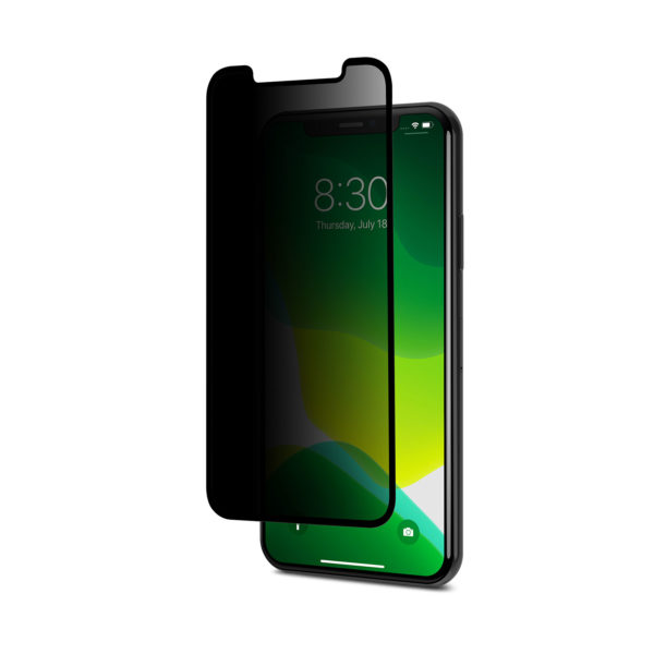 IonGlass Privacy Screen Protector for iPhone 11 /XR - Black (Clear/Glossy) Online