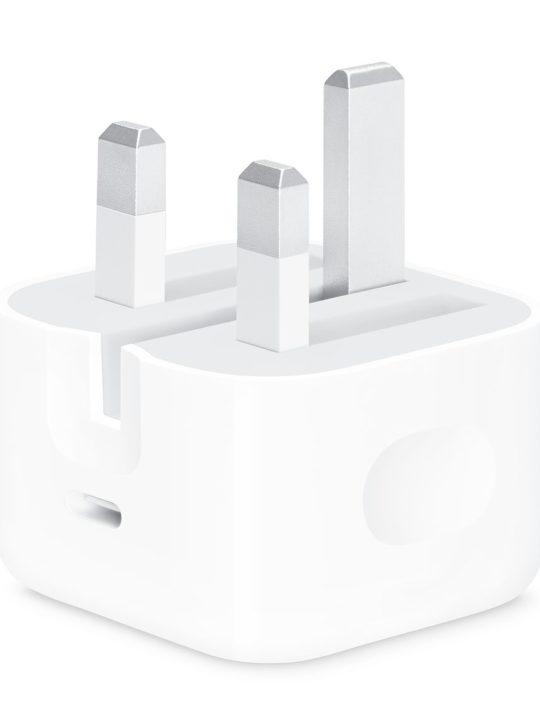 18W USB-C POWER ADAPTER-GBR APPLE