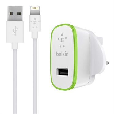 BOOST↑UP™ 12W Home Charger, UK Plug