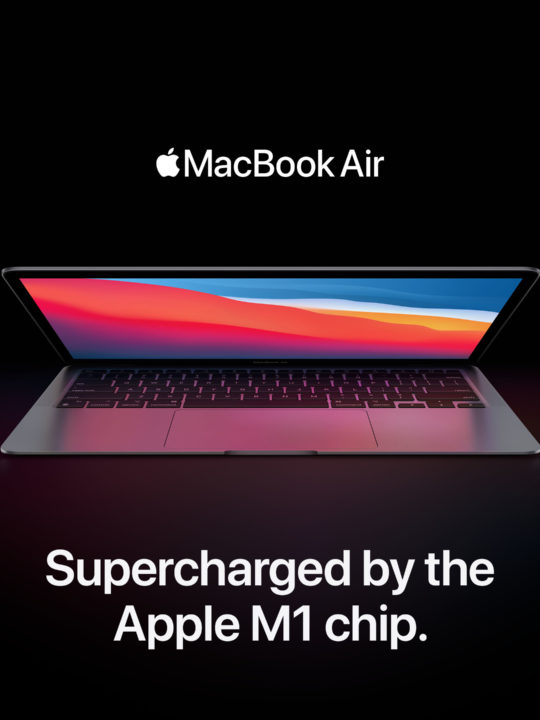 M1 MacBook Air 13-inch