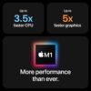 M1 MacBook Air chip details